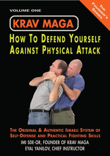9781583942253: Krav Maga: How to Defend Yourself Against Physical Attack, Volume One