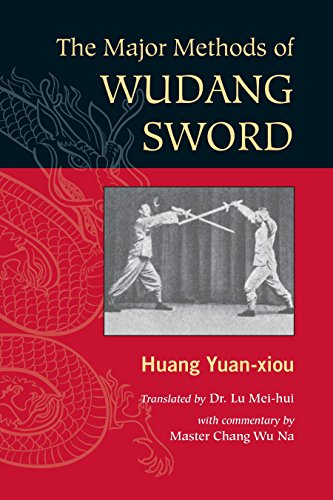 9781583942390: The Major Methods of Wudang Sword