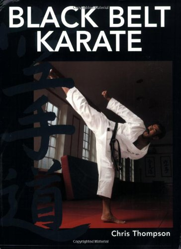 9781583942543: Black Belt Karate