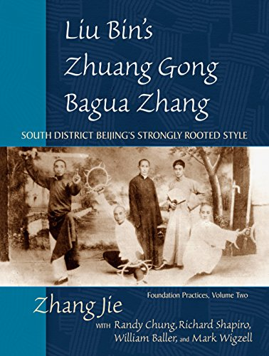 Liu Bin's Zhuang Gong Bagua Zhang, Volume: Jie, Zhang