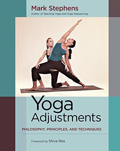 9781583947708: Yoga Adjustments: Philosophy, Principles, and Techniques