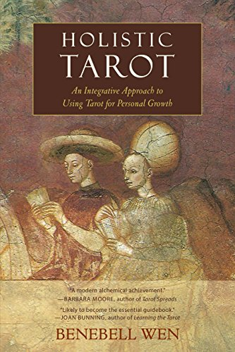 9781583948354: Holistic Tarot: An Integrative Approach to Using Tarot for Personal Growth