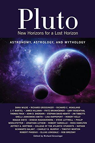 Pluto: New Horizons for a Lost Horizon: Rob Brezsny