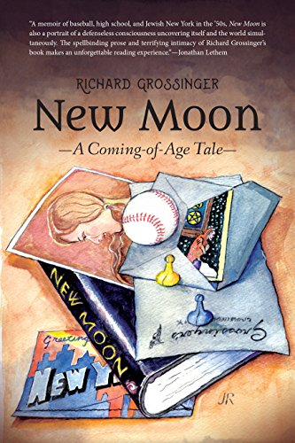 9781583949856: New Moon: A Coming-of-Age Tale