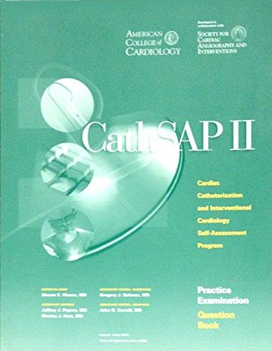 Cathsap II: Cardiac Catheterization and