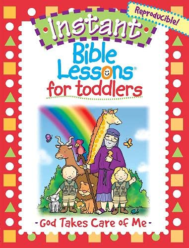 For Toddlers: God Takes Care of Me: Mary J. Davis