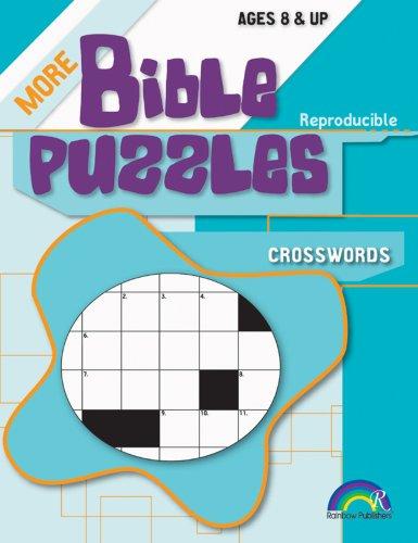 9781584110538: More Bible Puzzles -- Crosswords