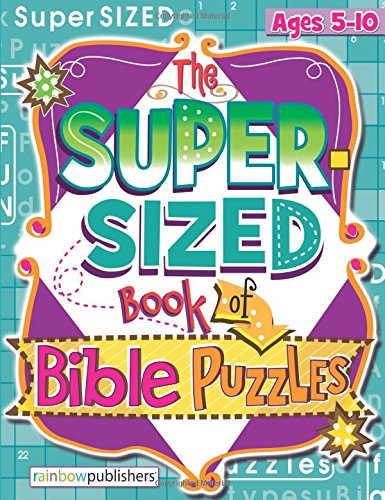 9781584111429: The Super-Sized Book of Bible Puzzles