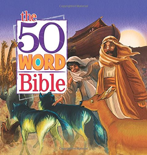 9781584111443: The 50 Word Bible