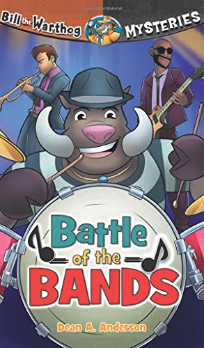 9781584111597: Battle of the Bands (Bill the Warthog Mysteries)