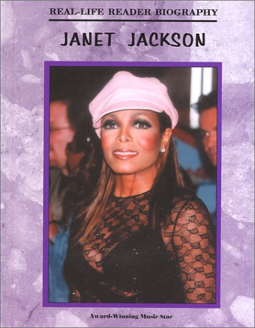 Janet Jackson (Real-Life Reader Biography): Kimberly Garcia
