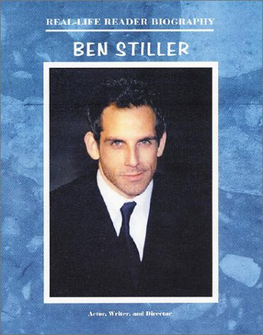 9781584151326: Ben Stiller (Real-Life Reader Biography)