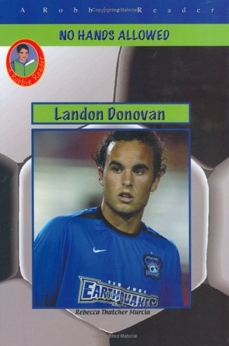 9781584153863: Landon Donovan (No Hands Allowed)