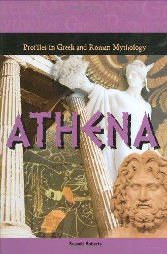 9781584155560: Athena (Profiles in Greek & Roman Mythology)