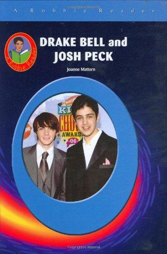 Drake Bell & Josh Peck (Robbie Readers): Joanne Mattern