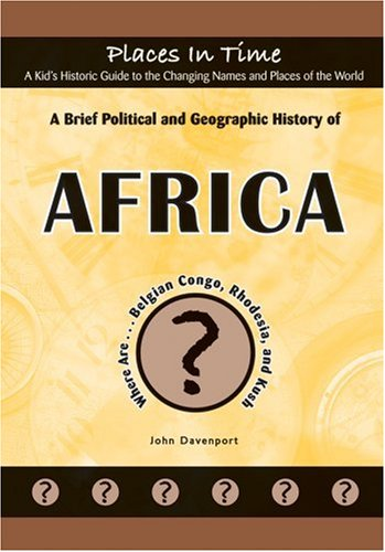 A Brief Political and Geographic History of: John Davenport