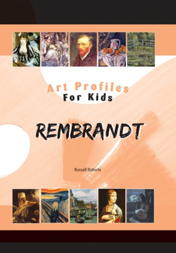 9781584157106: Rembrandt (Art Profiles for Kids)