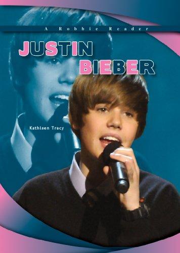 9781584158950: Justin Bieber (A Robbie Reader)