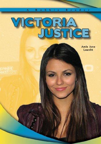 9781584159025: Victoria Justice (A Robbie Reader)