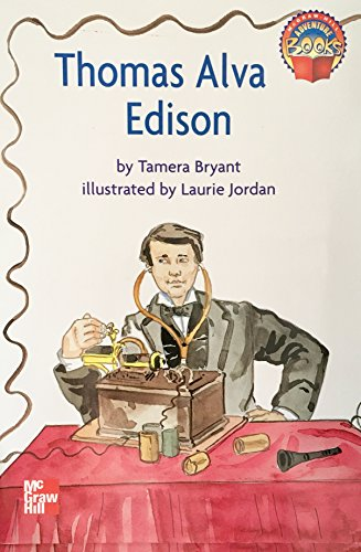 9781584172611: Thomas Alva Edison (The World Was Never the Same)