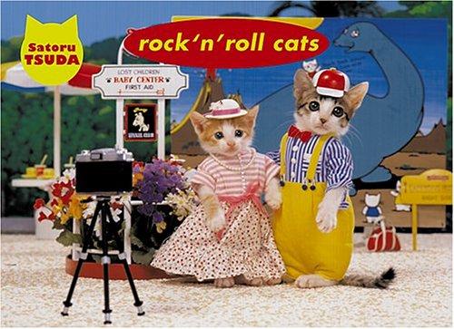 Satoru Tsuda: Rock 'n' Roll Cats Postcard Box: Tsuda, Satoru