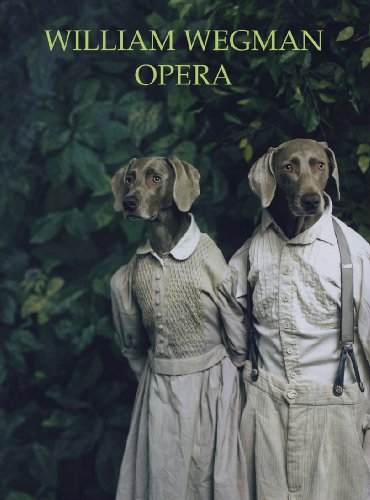 William Wegman: Opera. Notecard Box (1584181346) by William Wegman