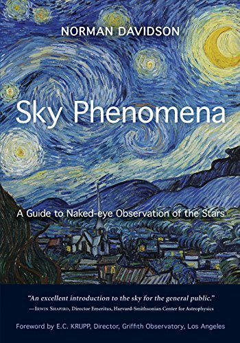 9781584200260: Sky Phenomena: A Guide to Naked-eye Observation of the Stars