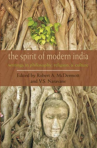 9781584200840: The Spirit of Modern India: Writings in Philosophy, Religion, and Culture