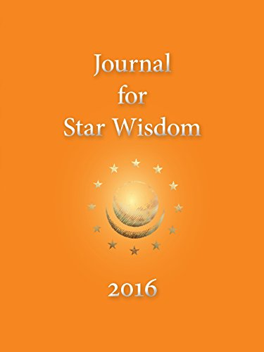 Journal for Star Wisdom 2016: Robert Powell; Estelle
