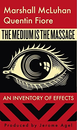 9781584230700: The Medium is the Massage : An Inventory of Effects