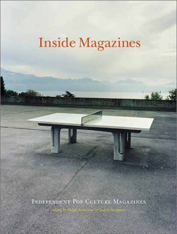 Inside Magazines : Independent Pop Culture Magazines: Patrik Andersson; Jeff