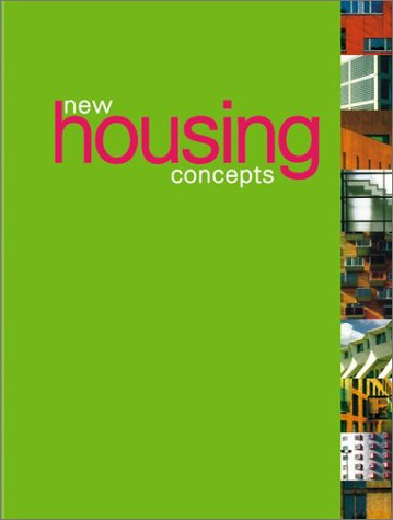 9781584231264: New Housing Concepts