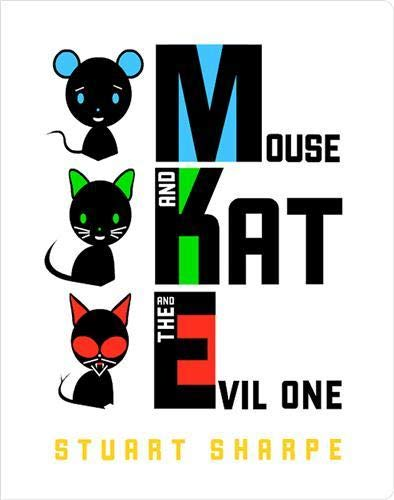 9781584231776: Mouse and Kat and the Evil One