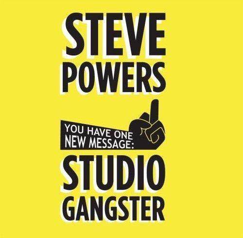 9781584232872: Steve Powers - Studio Gangster