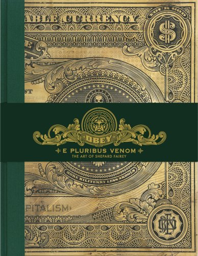 9781584232957: E Pluribus Venom: The Art of Shepard Fairey: Shepard Fairey Recent Work