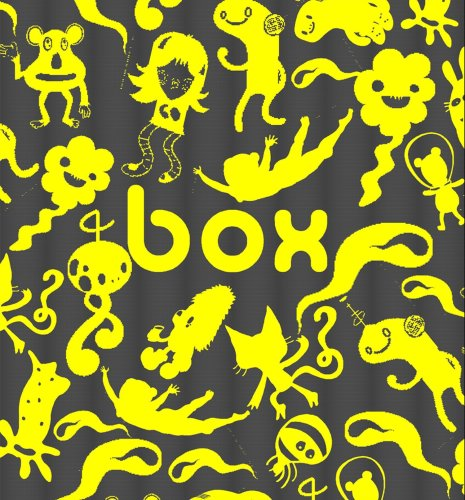 9781584233107: Box: The Evolution of Character Design