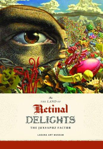 In the Land of Retinal Delights - The Juxtapoz Factor (Juxtapoz School): Meg Linton