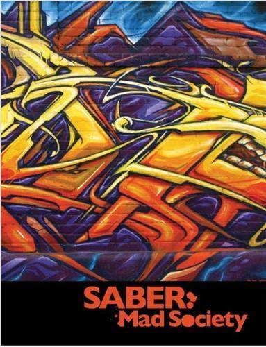 9781584233800: Saber: Mad Society