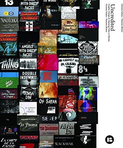 Uncredited: Graphic Design Opening Titles in Movies (Hardback): Gemma Solana, Antonio Boneu