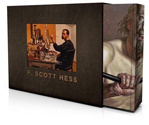 F.scott Hess (Hardcover): John Seed