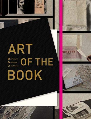 9781584235897: Art of the Book : Structure, Material and Technique