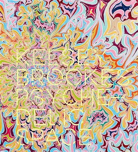 9781584235989: Kelsey Brookes : Psychedelic Space