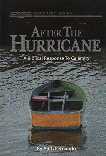 After the Hurricane: Ajith Fernando