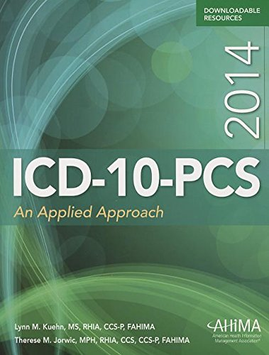 9781584260745: ICD-10-PCs: An Applied Approach