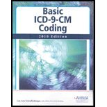 9781584262459: Basic ICD-9-CM Coding 2010
