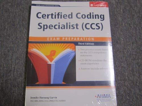 Certified Coding Specialist (CSS) Exam Preparation: Jennifer Hornung Garvin