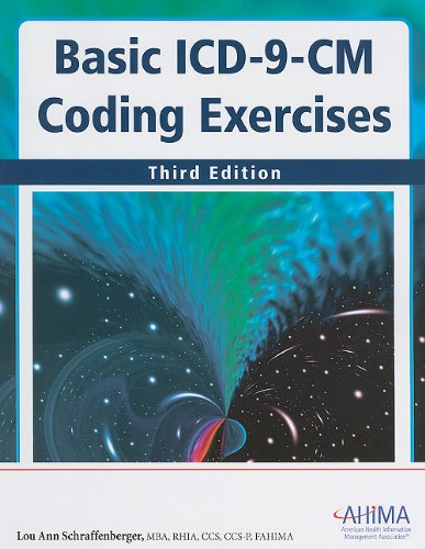 Basic ICD-9-CM Coding Exercises: Lou Ann Schraffenberger