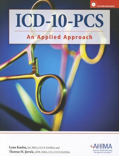 9781584262824: Icd-10-Pcs: An Applied Approach