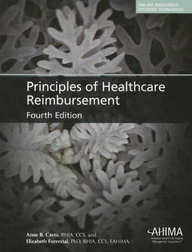 Principles of Healthcare Reimbursement: Casto, Anne