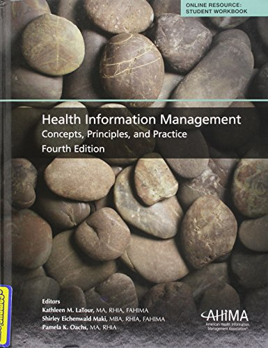 9781584263593: Health Information Management: Concepts, Principles and Practice